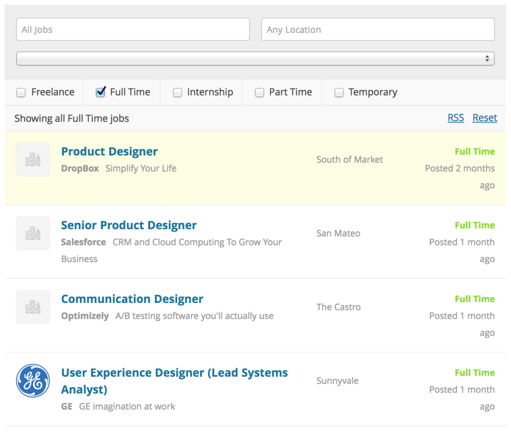 WP Job Manager – A free extensible job board plugin for WordPress
