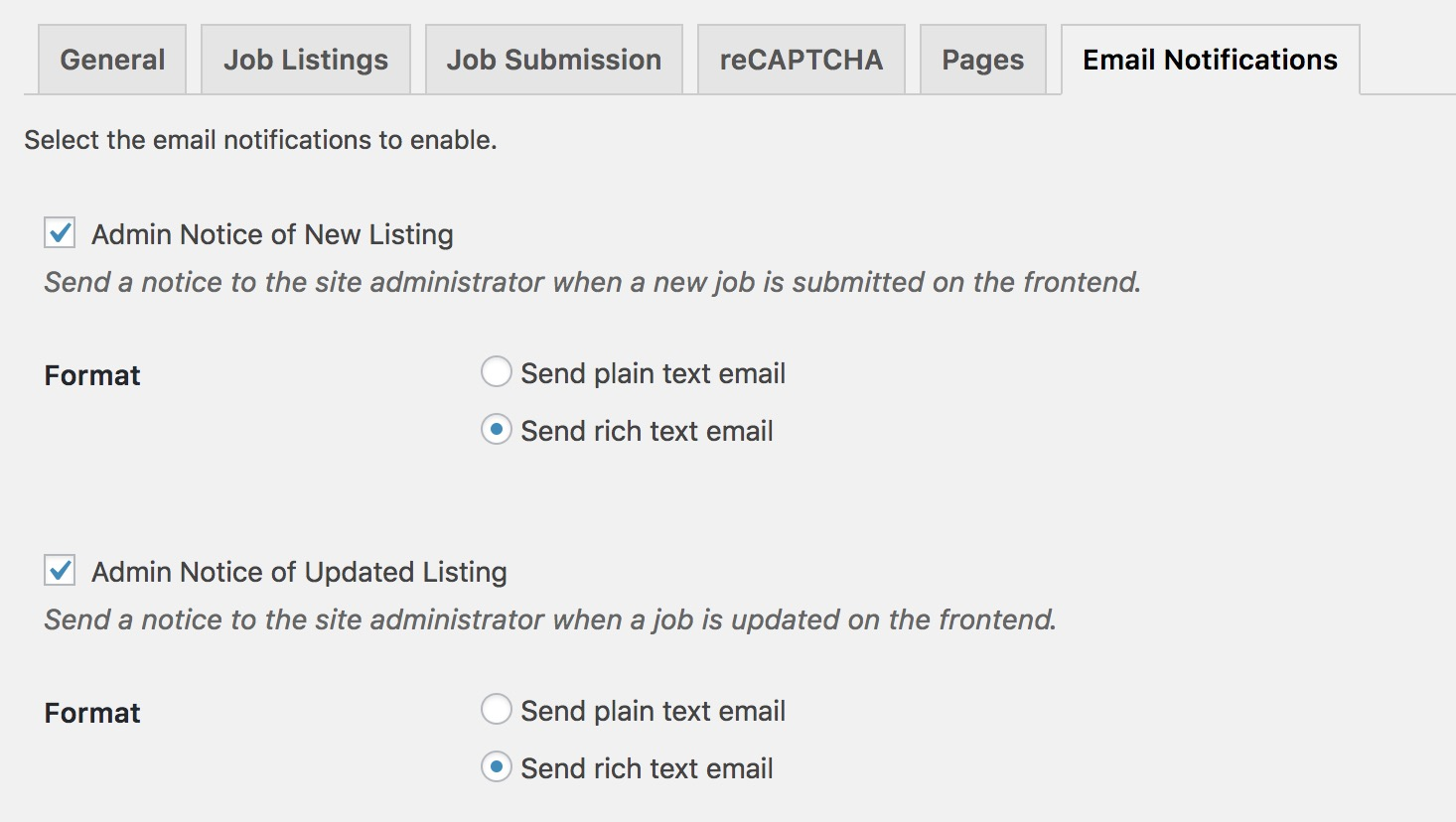 What's New in WP Job Manager 1 31 0 – WP Job Manager